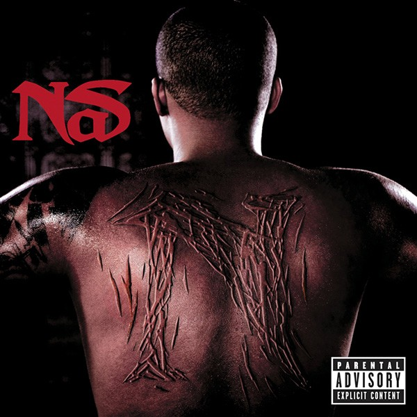 The cover of Nas's untitled 2008 LP