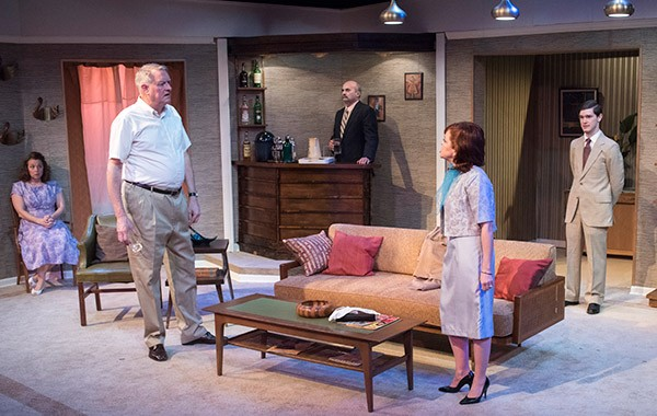 Horton Foote's The Old Friends at Raven Theatre - DEAN LA PRAIRIE