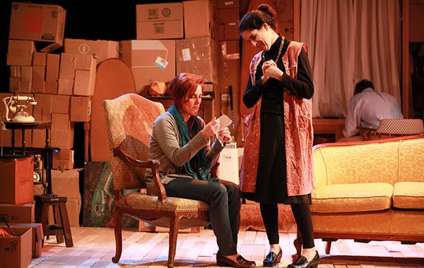 Arc Theatre's The Things We Keep - EMILY SCHWARTZ