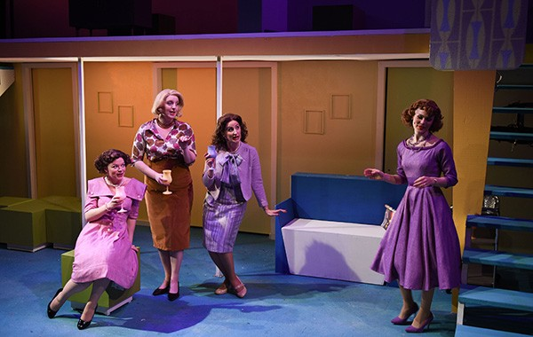Northlight Theatre's Far From Heaven - BRANDON DAHLQUIST