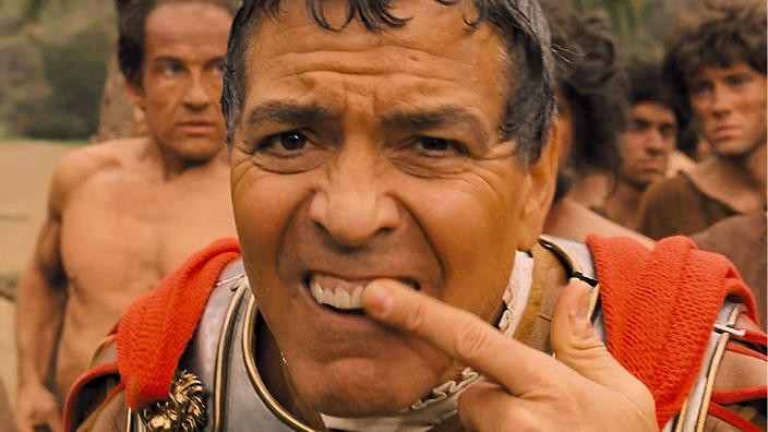 Image result for hail caesar