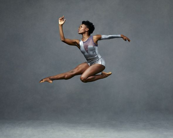 The Alvin Ailey company performs at the Auditorium Theatre from 3/8-3/13. - ANDREW ECCLES