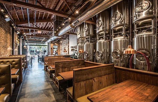 Corridor Brewery & Provisions - ANTHONY TAHLIER