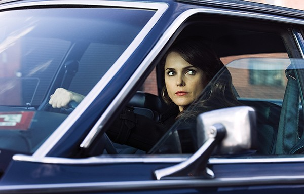 Keri Russell as Elizabeth Jennings - JAMES MINCHIN/FX