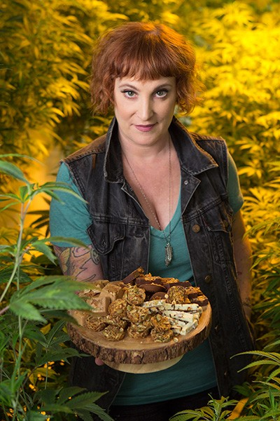 In partnership with Cresco Labs, Illinois's largest cannabis cultivator, Mindy Segal is the first name-brand chef to put her imprimatur on anything in the wild world of edibles.