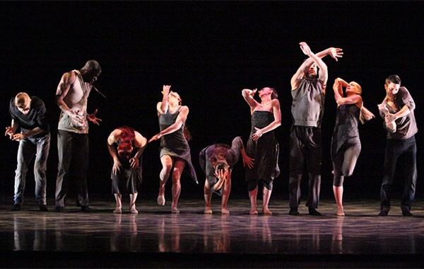 Giordano Dance Chicago perform its spring series Fri 4/1-Sat 4/2. - GORMAN COOK PHOTOGRAPHY