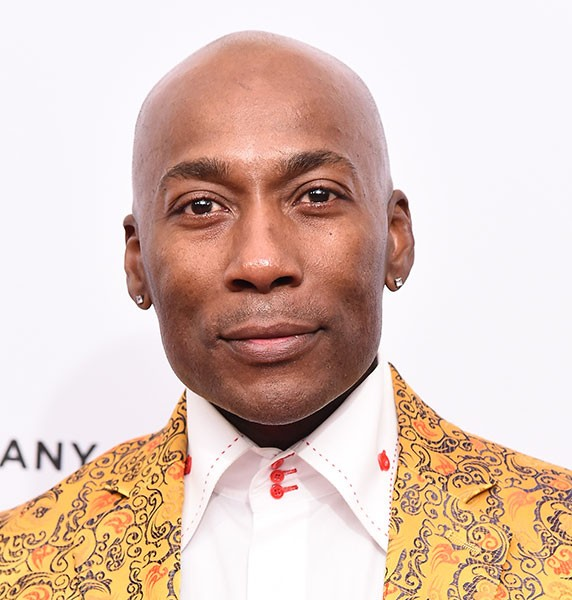 "South-side native Carlton Wilborn, the lead dancer on Madonna's ""Girlie Show"" and ""Blonde Ambition"" tours, was interviewed as part of CDHP. - GETTY"
