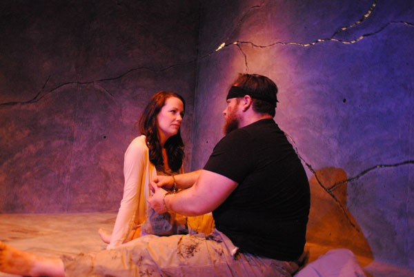Honest Theatre's Two Rooms - CHAD GILLILAND