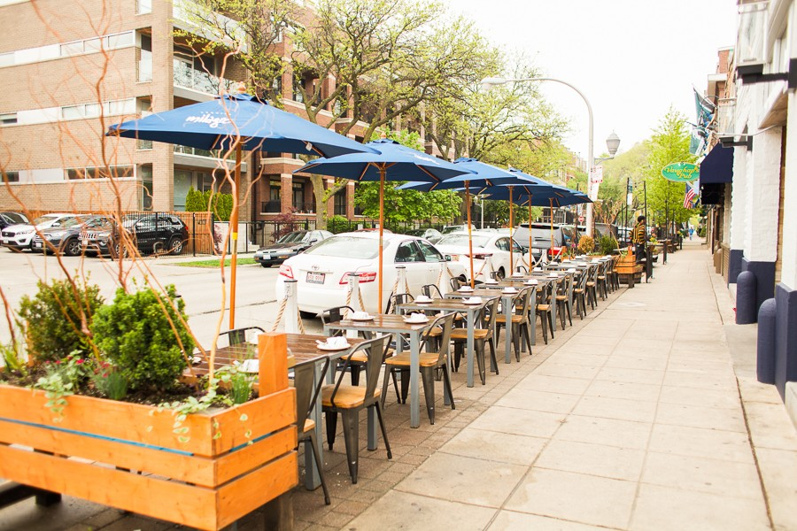 New Chicago bar patios and rooftops for outdoor drinking | Summer ...