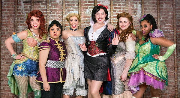 Disenchanted!, at the Broadway Playhouse - DAHLIA KATZ