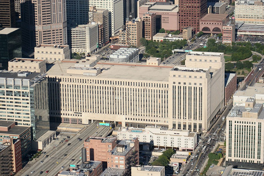 Rahm will probably use TIFs on the Old Main Post Office and Rezko ...
