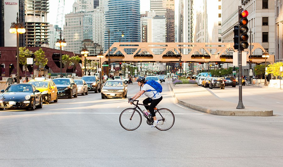 Even some mainstream cycling advocates say helmets aren't necessary for urban commuting. - DANIELLE A. SCRUGGS