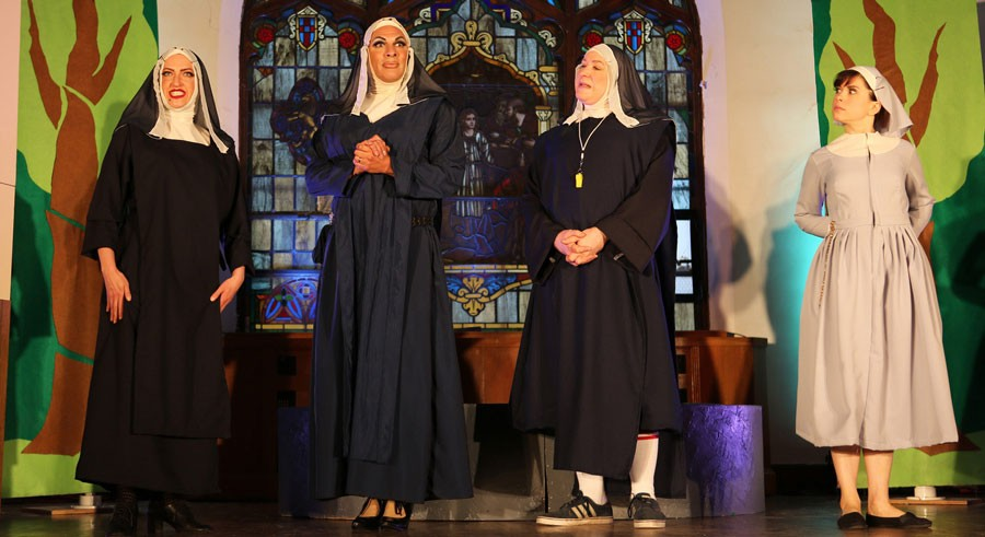 Hell in a Handbag Productions' The Divine Sister - RICK AGUILAR