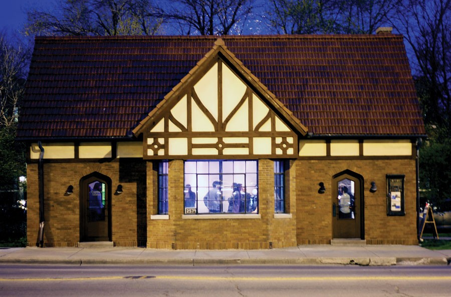 Image result for comfort station logan square