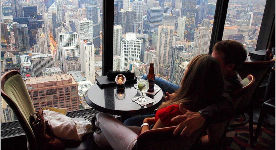 Best View Of The City Chicago 2016 Life Reader
