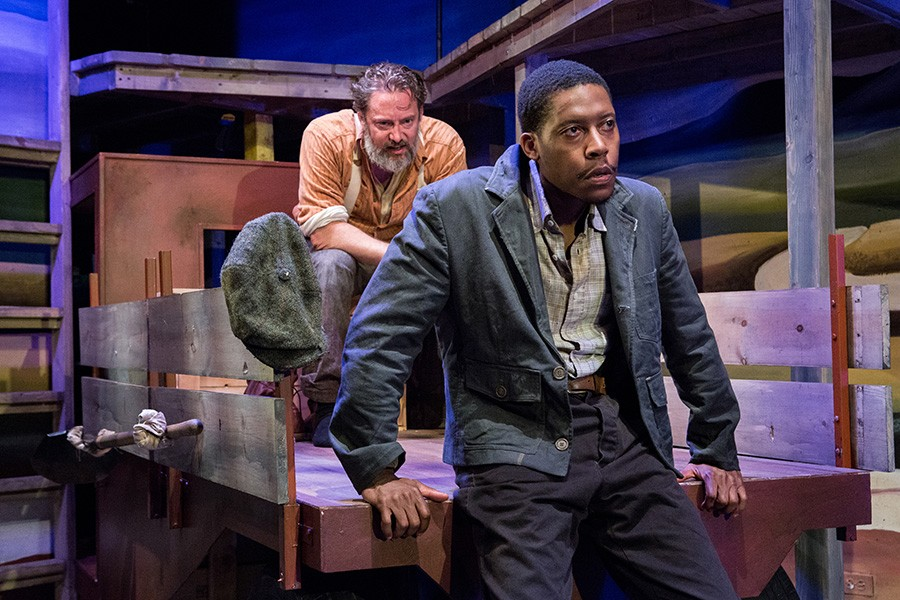 The Gift Theatre gives us a stripped-down Grapes of Wrath ...