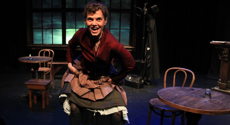 The Unfortunates, at Theater Wit's SoloChicago - EMILY SCHWARTZ