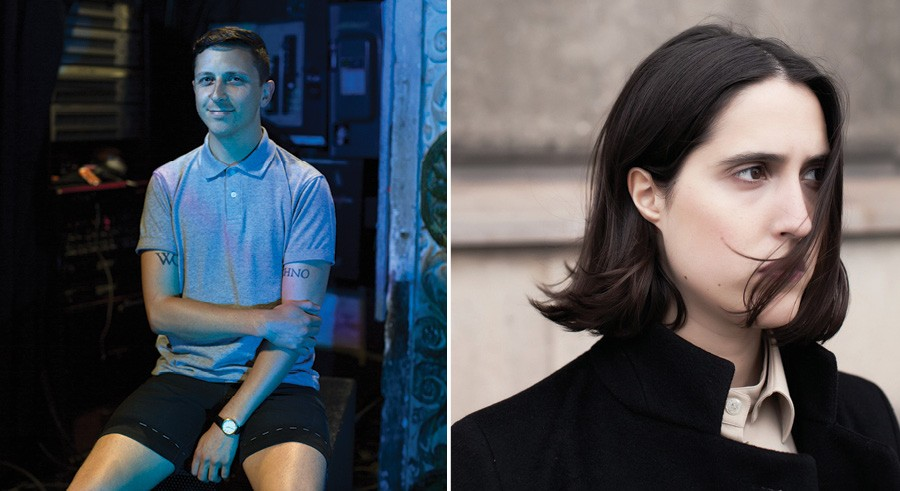 Smart Bar talent buyer Jason Garden, aka Olin; Helena Hauff - CARLY RIES; VIA NINJA TUNE