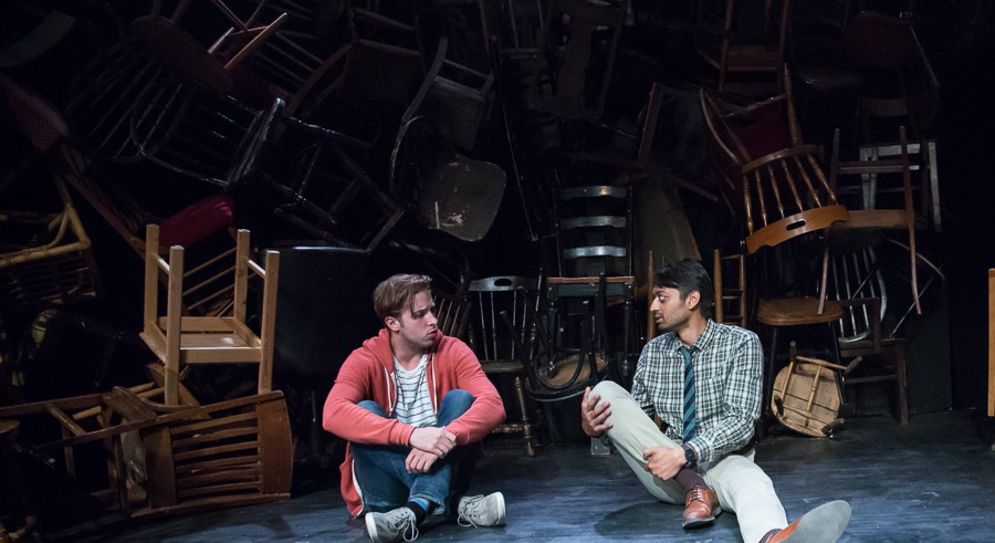 First Floor Theater's Awake, now playing as part of Theater on the Lake - JERRY A. SCHULMAN