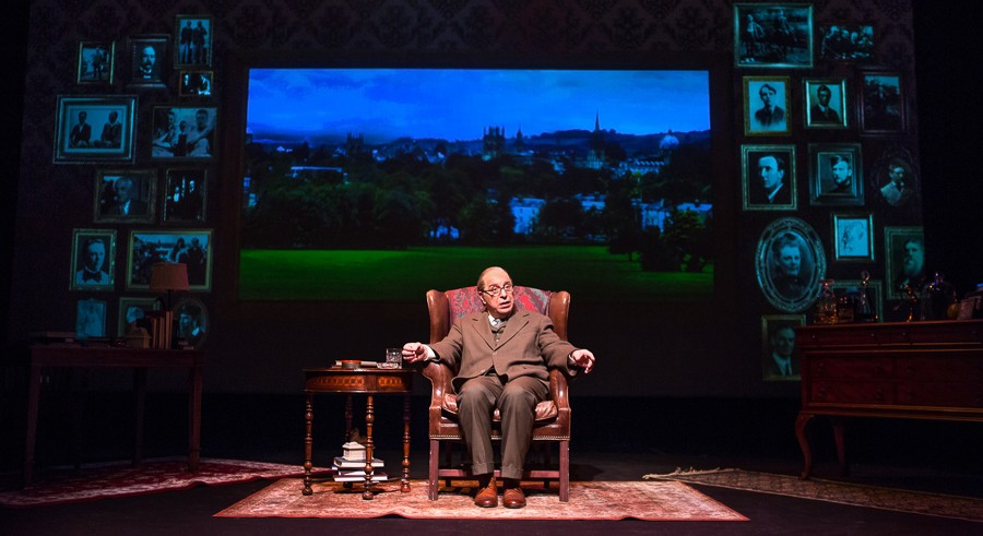 Max McLean in C.S. Lewis Onstage: The Most Reluctant Convert - JEREMY DANIEL