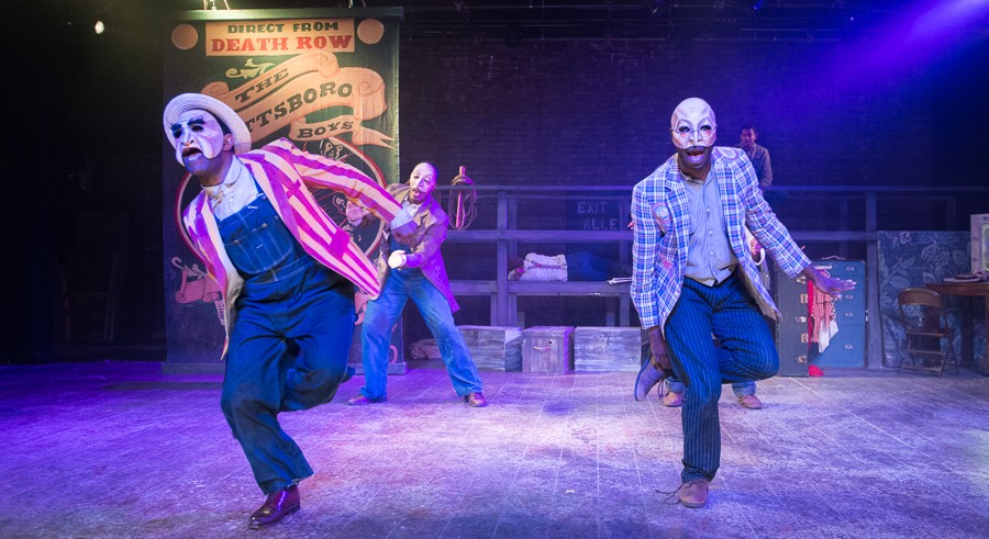 Raven Theatre's Direct From Death Row: The Scottsboro Boys - DEAN LA PRAIRIE