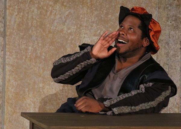 The Taming of the Shrew - COURTESY OAK PARK FESTIVAL THEATRE