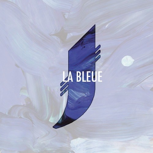 The album art for Jaro's La Bleue