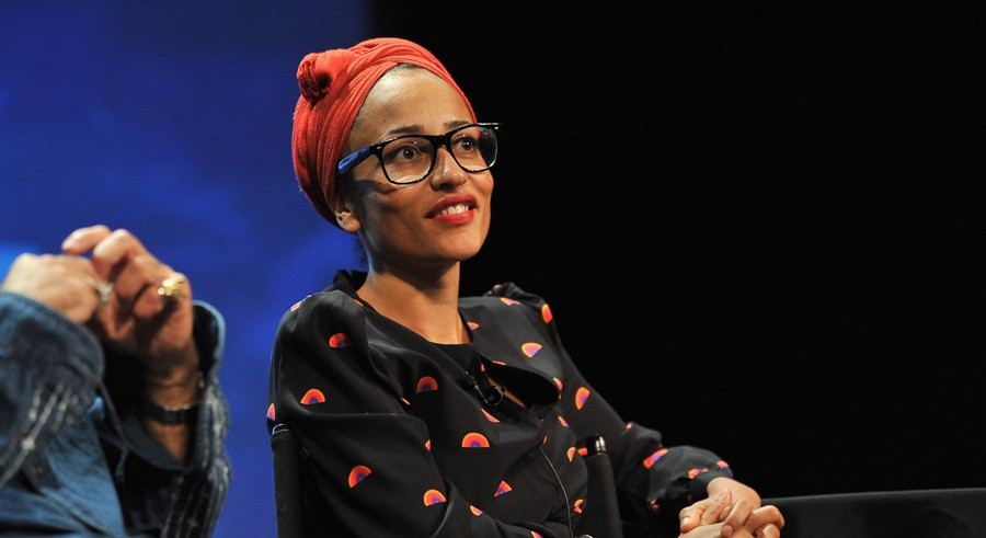 Zadie Smith - BRYAN BEDDER