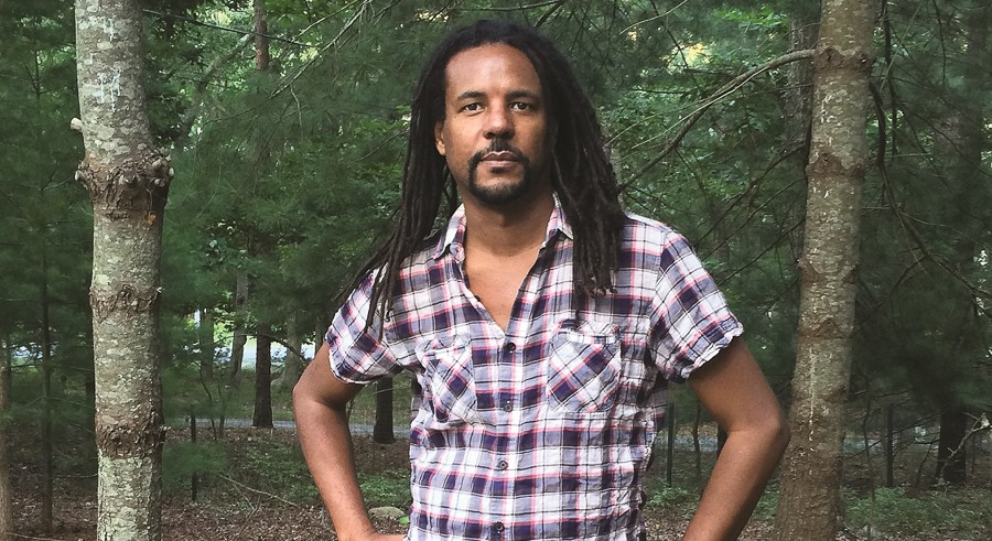 Colson Whitehead discusses his book The Underground Railroad on Tue 9/13 at the Logan Center for the Arts. - MADELINE WHITEHEAD