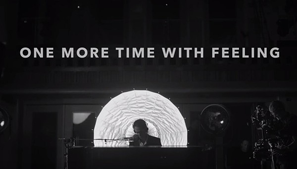 A still from the trailer for the Nick Cave documentary One More Time With Feeling - PICTUREHOUSE ENTERTAINMENT