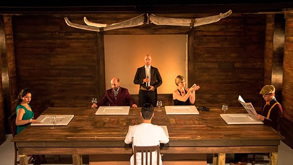 Red Theater's The Feast - MATTHEW FREER