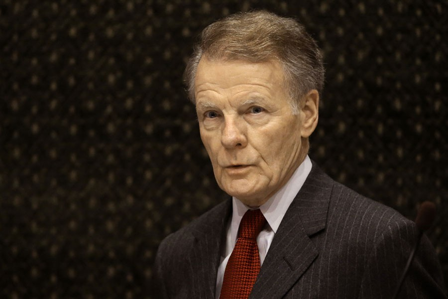 Michael Madigan - SETH PERLMAN/AP PHOTO