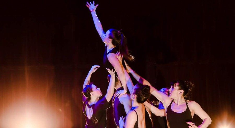 Cerqua Rivera Dance Theatre presents new works at Links Hall this weekend. - DAN KASBERGER