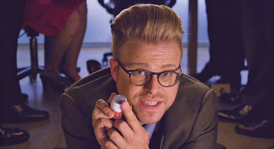 Adam Conover brings a live version of his show to Park West. - COURTESY TRUTV