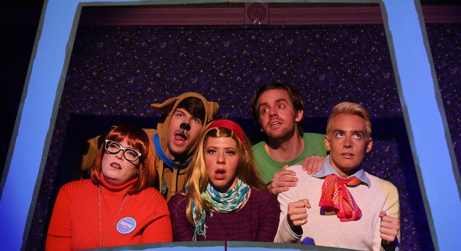 Hell in a Handbag's Skooby Don't, at Mary's Attic Theatre - RICK AGUILAR