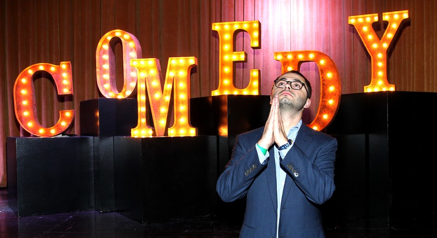 Joe Mande tells jokes at Lincoln Hall on Mon 10/24. - GETTY IMAGES FOR VARIETY