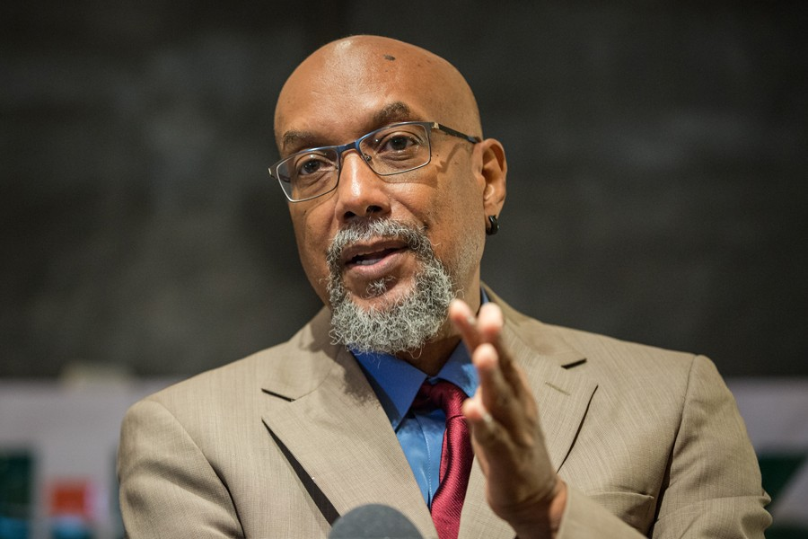 ajamu baraka rejects the lesser evil of hillary clinton and the