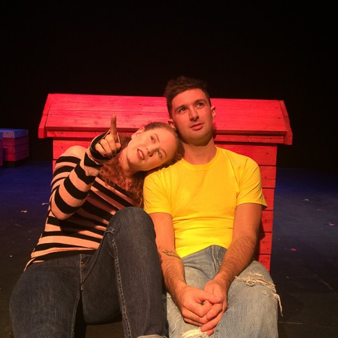 Dog Sees God: Confessions of a Teenage Blockhead - COURTESY ECLECTIC THEATRE CO.
