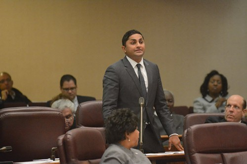 Forty-Seventh Ward alderman Ameya Pawar - BRIAN JACKSON/SUN-TIMES