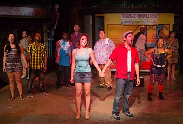 Porchlight Theatre's In the Heights - GRETCHEN KELLY
