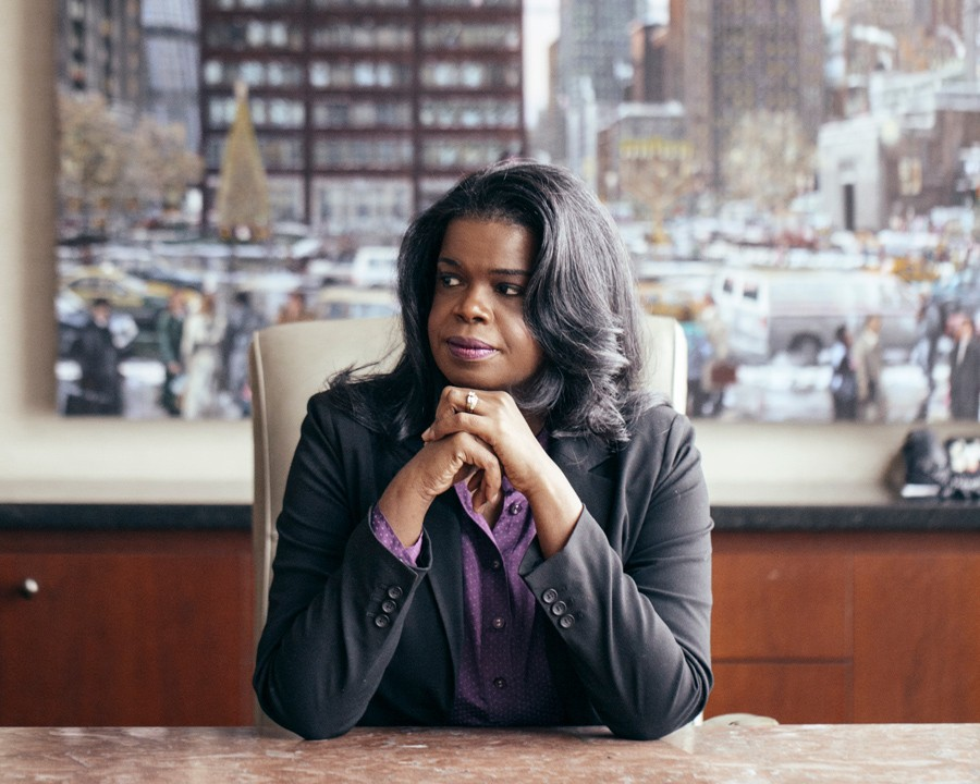 Kim Foxx, who won the Cook County state's attorney's race against Anita Alvarez - JEFFREY MARINI