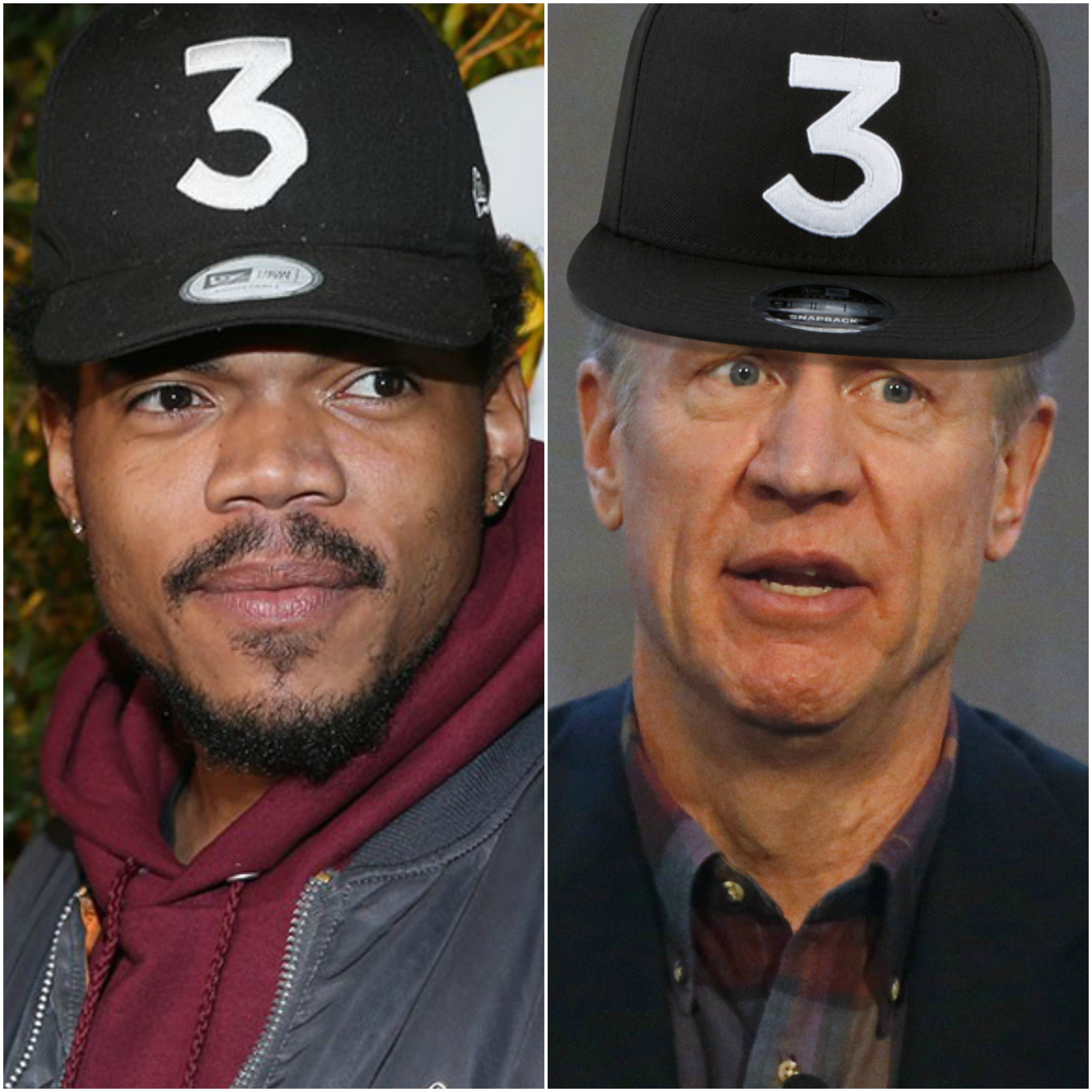best price chance the rapper chicago white sox hat 33b1e b2d00 5717335f1029