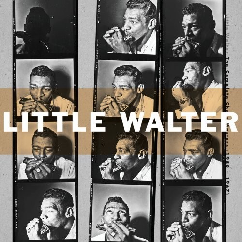 The Little Walter box set The Complete Chess Masters (1950-1967)