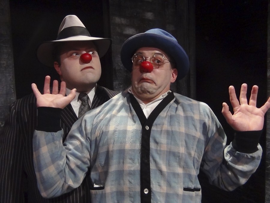 the resistible rise of arturo ui characters