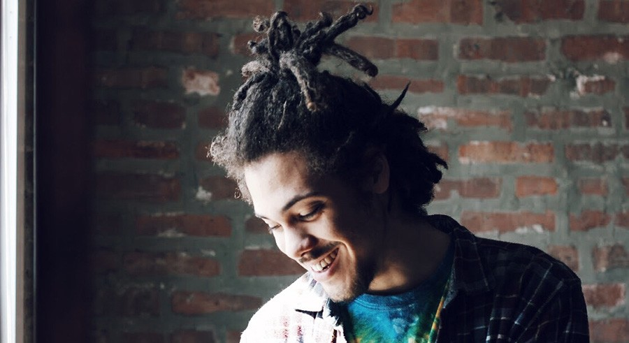 Kweku Collins headlines local hip-hop label Closed Session's showcase on Fri 3/24. - ZAKKIYYAH NAJEEBAH