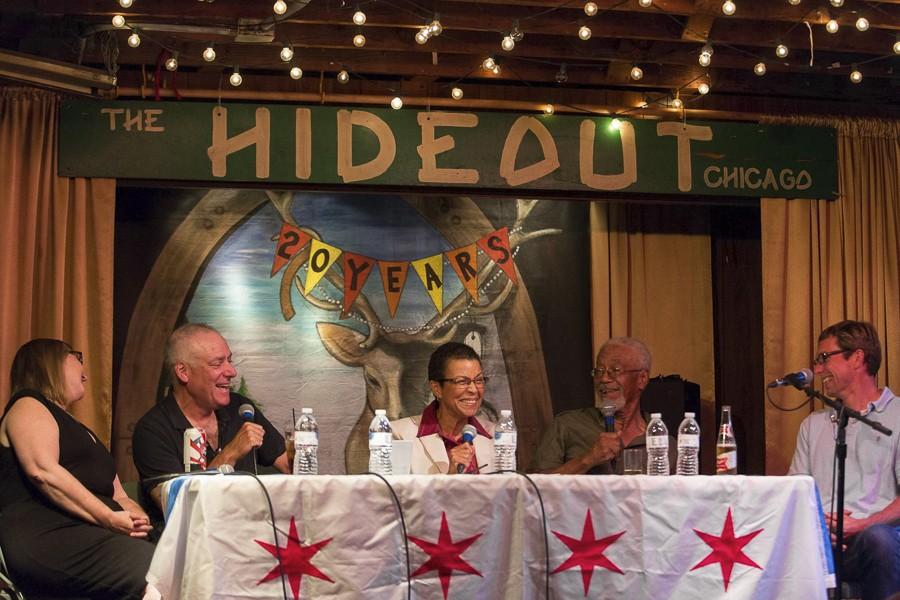 The Hideout hosts a special First Tuesdays With Mick and Ben on Fri 3/31. - MICHELLE KANAAR