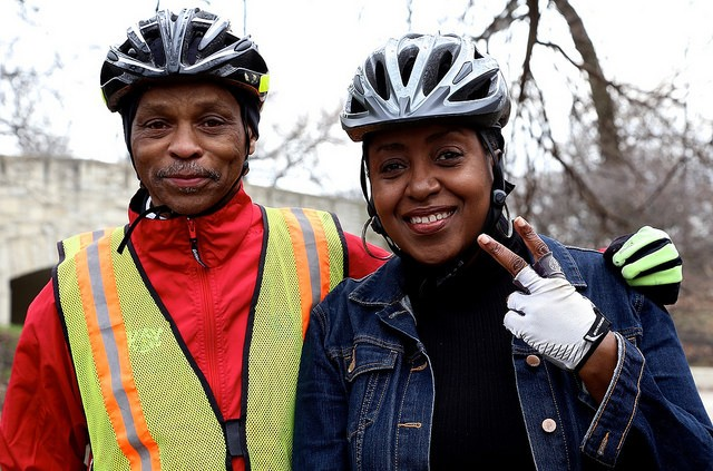 Black bike advocates say they'll fight CPD's biased ...