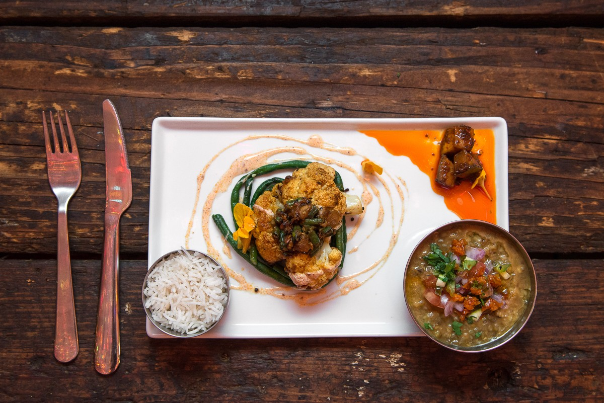 Mango Pickle Is As Indian As It Wants To Be Restaurant