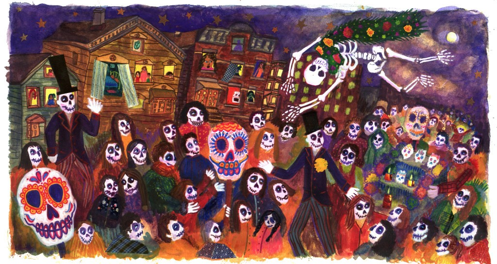 The Neighborhood/El Barrio by Bianca Diaz at the Museum of Mexican Art - SUN-TIMES MEDIA