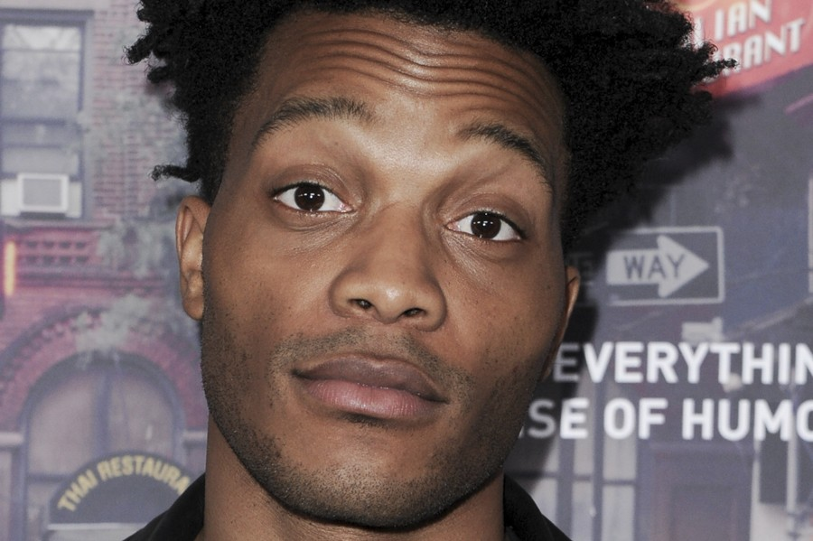 Jermaine Fowler performs at Zanies this week. - RICHARD SHOTWELL/INVISION/AP